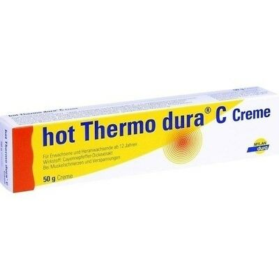 HOT THERMO dura C Creme 50 g 01001094