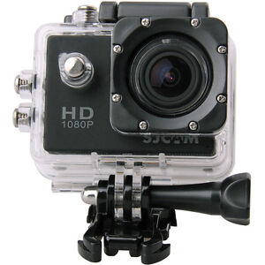 SJ Cam SJ400 Action Camera 12 MP + Many Accessories