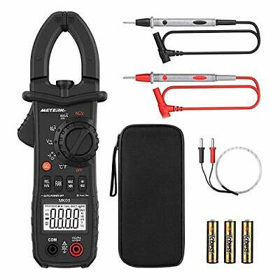 Fluke Tester Dc Voltage Rms Amp True Test Clamp Digital Meter Ac Multimeter New.