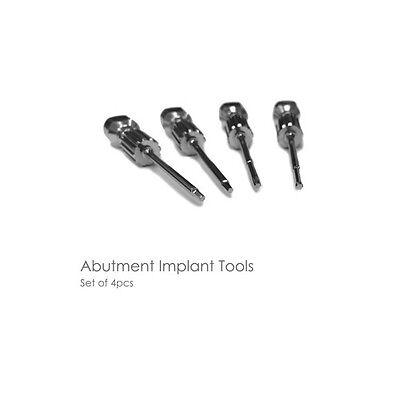Implant Screw Driver Kit