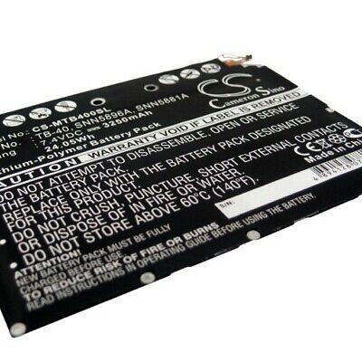 Battery For MOTOROLA XOOM MZ601