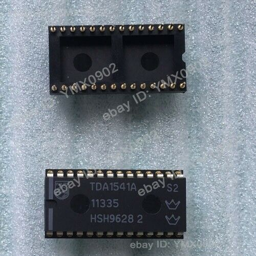1PCS Dual 16-bit DAC IC PHILIPS DIP-28 TDA1541AS2 TDA1541A S2