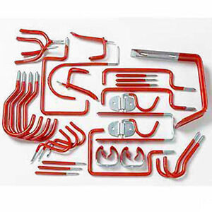 30PC-STORAGE-HOOK-SET-BIKE-TOOL-GARAGE-SHED-LADDER