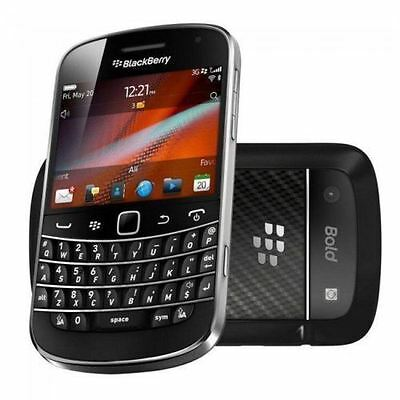 BlackBerry Bold Touch 9900 - Black (Unlocked) Smartphone Grade A QWERTY