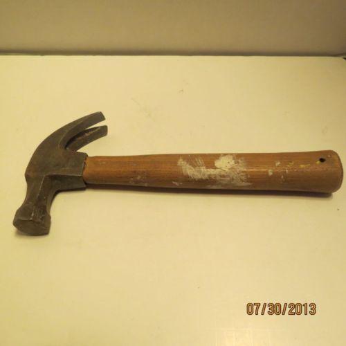 Vintage Claw Hammer Ebay