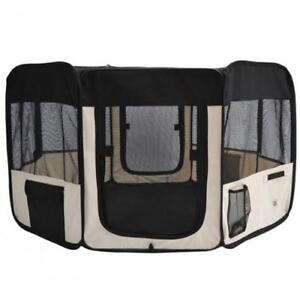 For Sale Brand New Dog/Cat Cage (folds up / portable with case)