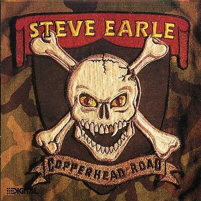 Steve Earle - Copperhead Road [New CD]