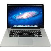 AppleCare MacBook Pro 15