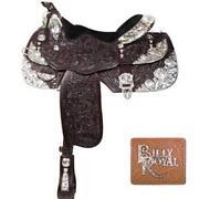 Billy Royal Show Saddle