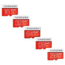 SAMSUNG 16Go 32Go 64Go 128Go 256Go Micro SD SDHC Micro SDXC Class10 EVO PLUS