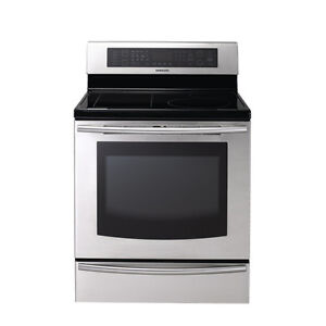 Cuisinière induction 5,9 pi³ Stainless Samsung ( NE597N0PBSR )