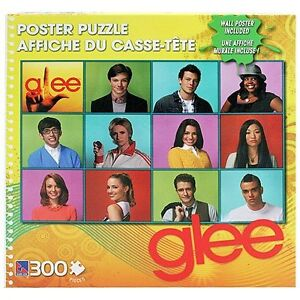 Glee 300 Piece Poster Puzzle