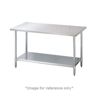 Turbo Air Tsw-3096e 96w X 30d 18430 Stainless Steel Work Table