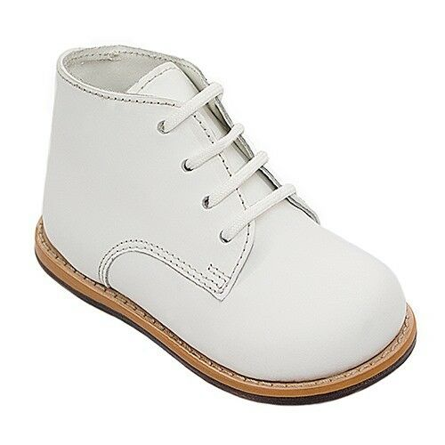 Josmo Unisex Infant 8190 Boot White Size 7.5 W