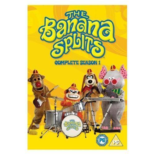 The Banana Splits - Season 1 TV Series New DVD R4