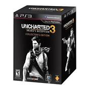 Uncharted 3 PS3 New