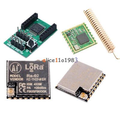 433m Lora Ra-02 Long-distance Rf Wireless Module Sx1278 Ipex Socket For Arduino