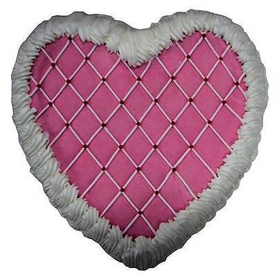 Fancy Heart Valentine Pantastic Cake Pan oven safe at 375 from CK 1010 NEW
