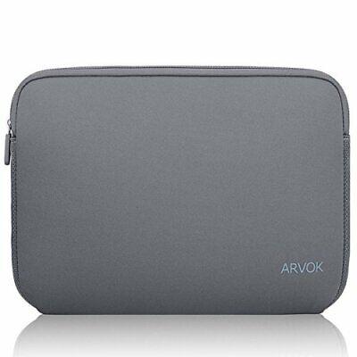 Arvok 11 11,6 12 Zoll Laptoptasche Schutzhülle Wasserdicht (11,6 Zoll|Grau)