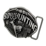 Hunting Belt Buckle