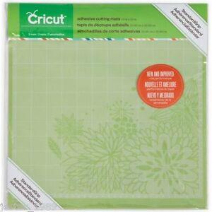 Cricut Cutting Mats 12 x 12 for Expression & E2 Pack of 2 - Standard Grip