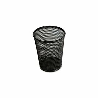 Universal Office Products 20013 Jumbo Mesh Pencil Cup Black