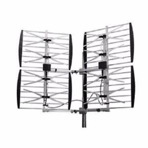 Weekly promo! SMART ANTENNA 8BAY OUTDOOR DIRECT HIGH DEFINITION VHF UHF HD ANTENNA UP TO 80MILES,  $79.99(was$99.99)