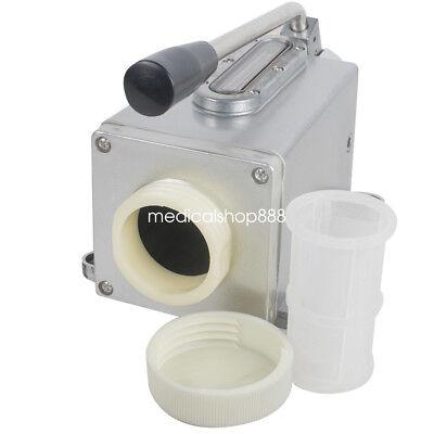 Uslubricating Manual Pump Hand Lubrication Oil Pump Application Milling Machine