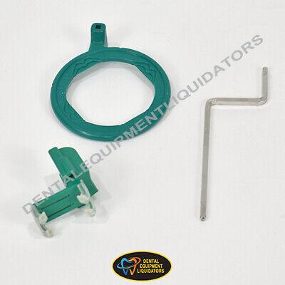 Dental X-ray Film Positioning System Endo Digital Bite Block Holder 3 Pcs