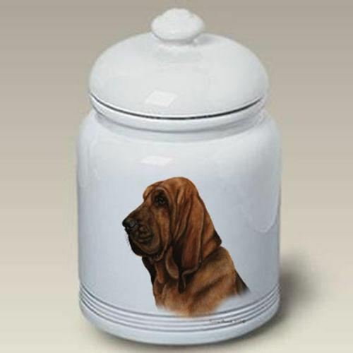 Bloodhound Ceramic Treat Jar TB 34073