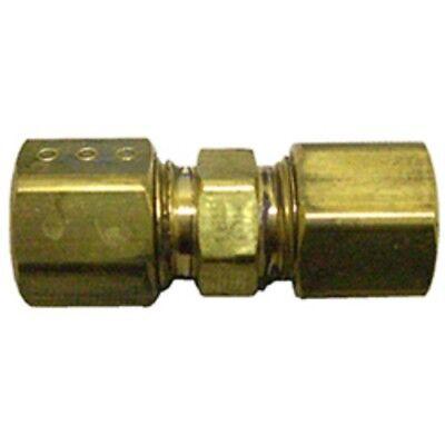 Brass Fitting Compression Union 14 X 38