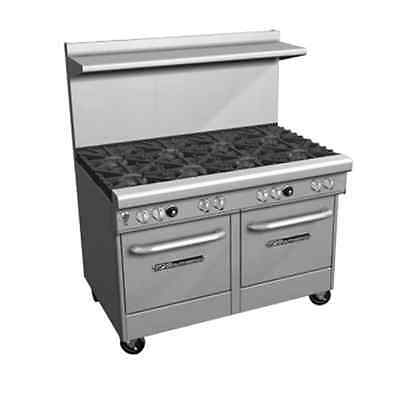Southbend 4483dc 48 Ultimate Restaurant Gas Range