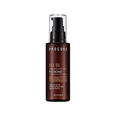 [MISSHA] Procure Pistachio Hair Oil [RUBYRUBYSTORE]
