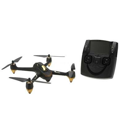 Hubsan H501S X 4 Kamera Drone 1080P GPS RC Quadcopter Follow-Me CF Schwarz G7T1