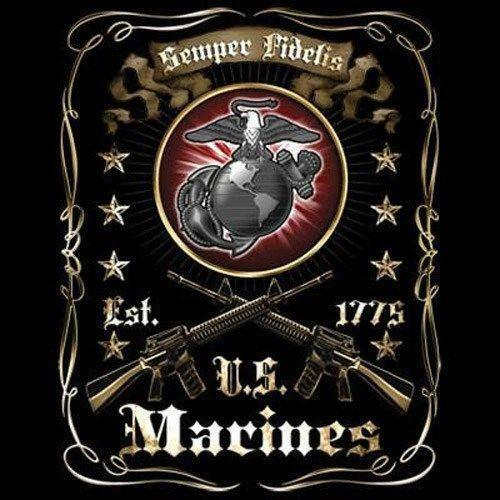Usmc Logo Wallpaper: USMC Shirt