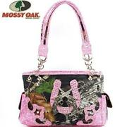 Pink Camouflage Mossy Oak