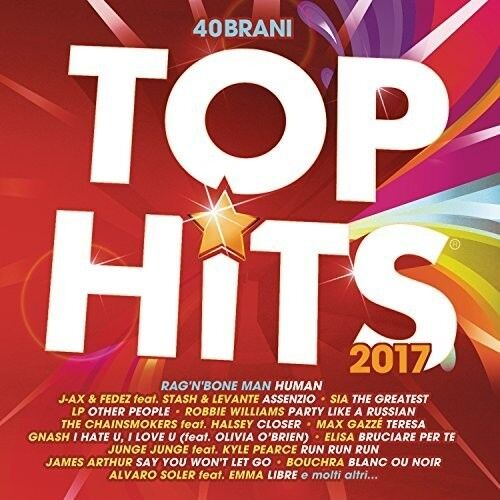 Various Artists - Top Hits Inverno 2017 / Various [new Cd] Italy - Imp