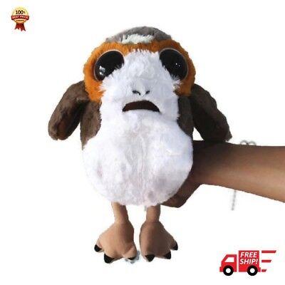 Star Wars New Porg Bird Plush Toys Doll For Kids Gifts Birthday Last Jedi Action