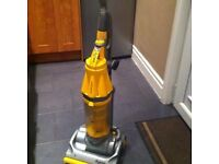 dyson dc07 bagless upright immaculate