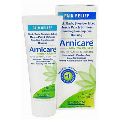 Boiron Arnicare Arnica Cream Pain Relief - 2.5 oz