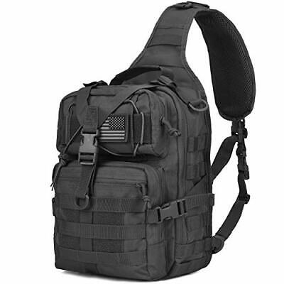 Wycoff Gear Tactical Sling Bag Pack Military Rover Shoulder Sling Backpack EDC