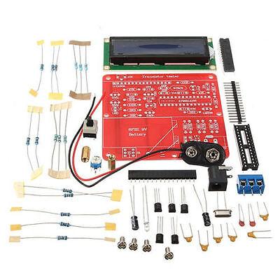 M328 Diy Kit Capacitance Esr Inductance Resistor Lcr Meter Component Tester