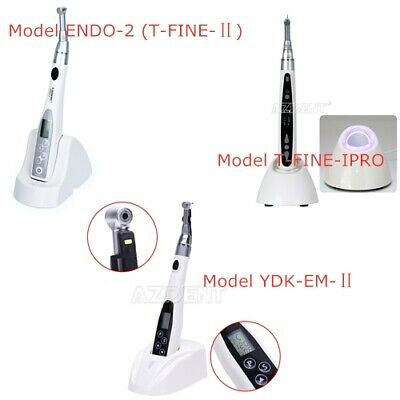 Cordless Dental Mini Endo Motor Treatment 161 Reduction Contra Angle 3 Models S