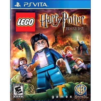 Usado, Lego Harry Potter: Years 5-7 PlayStation Vita For Ps Vita Brand New 0E comprar usado  Enviando para Brazil