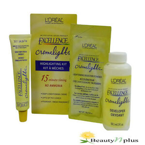 Loreal Excellence Cremelights Highlighting Kit