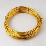 Gold Wire Necklace