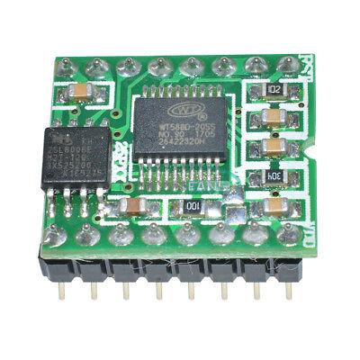 1pc Wt588d-16p Voice Module Sound Module Audio Player Recording For Arduino M