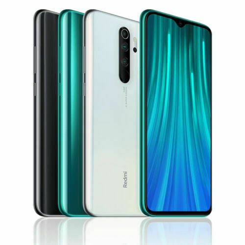 "Xiaomi Redmi Note 8 Pro 6+128GB Smartphone Handy 6.53"" FHD+ 18W Charge 4500mAh"