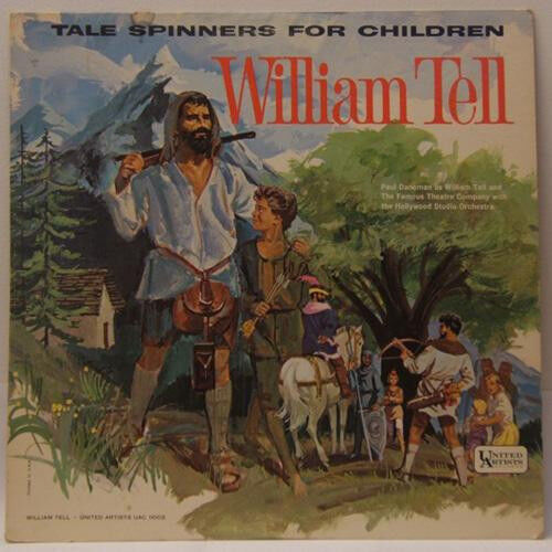 Tale Spinners for Children : William Tell - LP