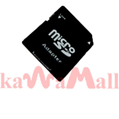 Micro SD to SD Memory Card Adapter Converter 1, 2GB 4GB